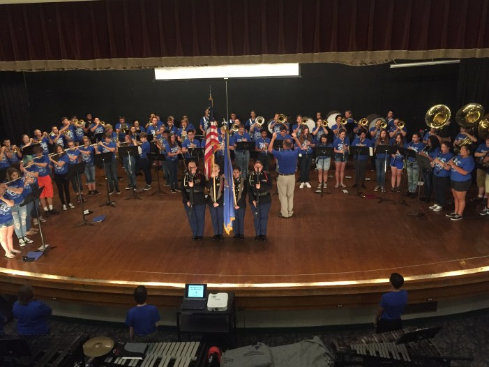 GHS Band selected to play at Oklahoma Music Educators Association