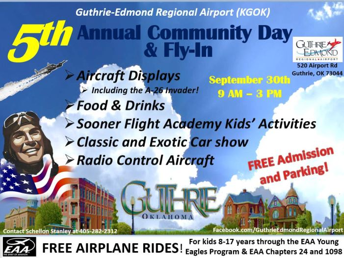 5th annual Community Day and Fly-In set for Saturday