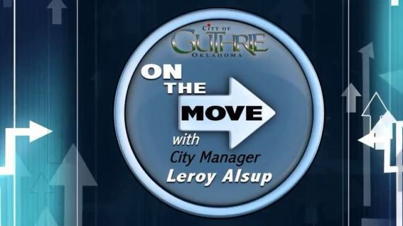 October: On The Move with City Manager Leroy Alsup