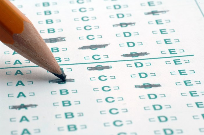 School officials warning parents about the likelihood of drastically lower test scores