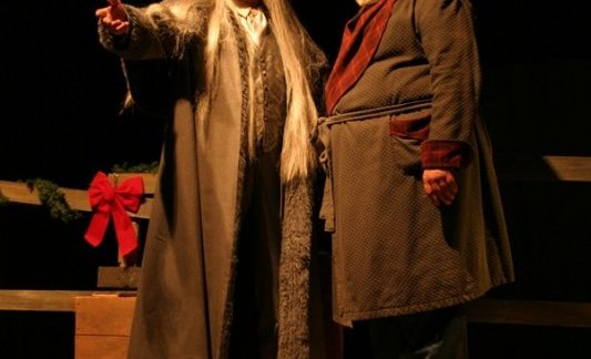 Pollard Theatre: A Territorial Christmas Carol