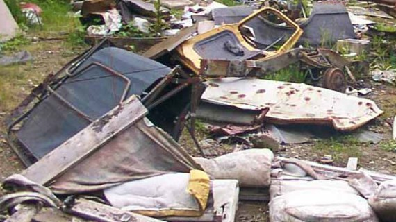 LCSO Environmental Deputy reminds citizens about free dump sites