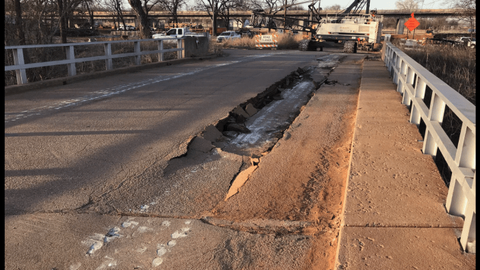 Council approves 5th Street bridge repairs