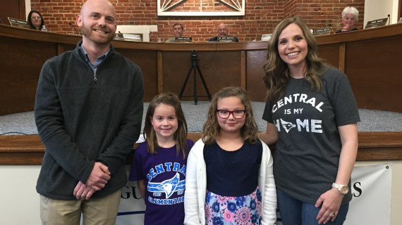 Video: Caitlyn Cox, Madilynn Myers named GPS students of the month