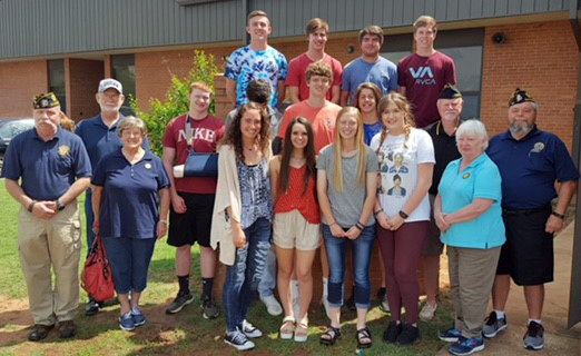 GHS will be represented by 12 students at Boys, Girls State