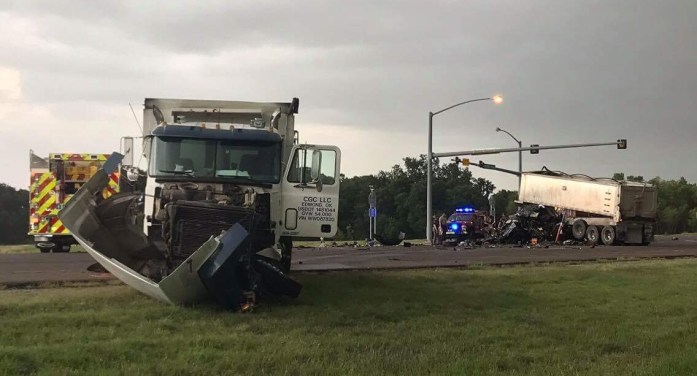 OHP releases details of fatal accident on SH-74 at Waterloo Road