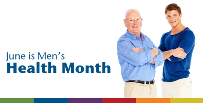 Logan County Health Department Encourages Healthy Lifestyles During Men's Health Month