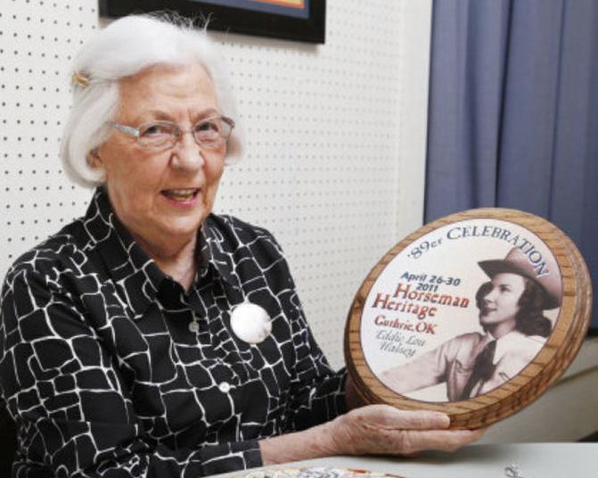 Former 89er Queen Eddie Lou Halsey passes away