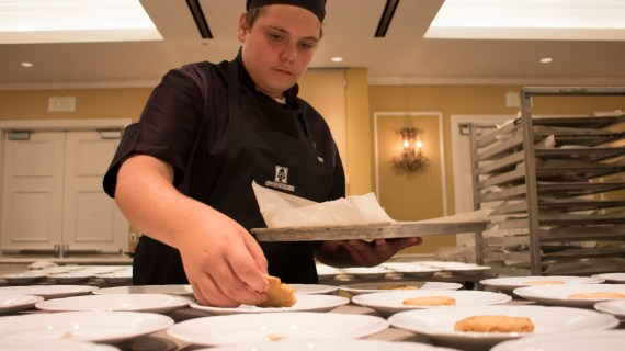 Guthrie student takes part in Culinary event