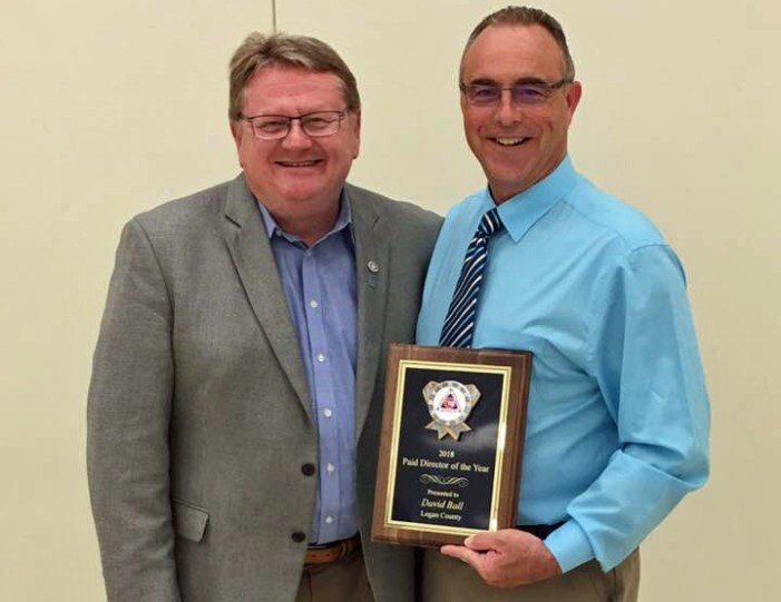 David Ball named Oklahoma's Emergency Manager of the Year
