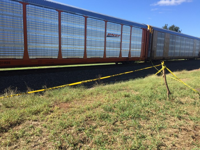 Crews on scene of fatality accident involving train