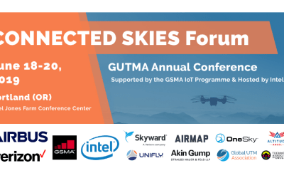 CONNECTED SKIES (June 18-20) & Autonomous Mobility Summit (June 21), Portland
