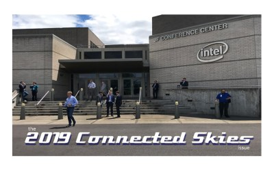 The 2019 Connected Skies issue