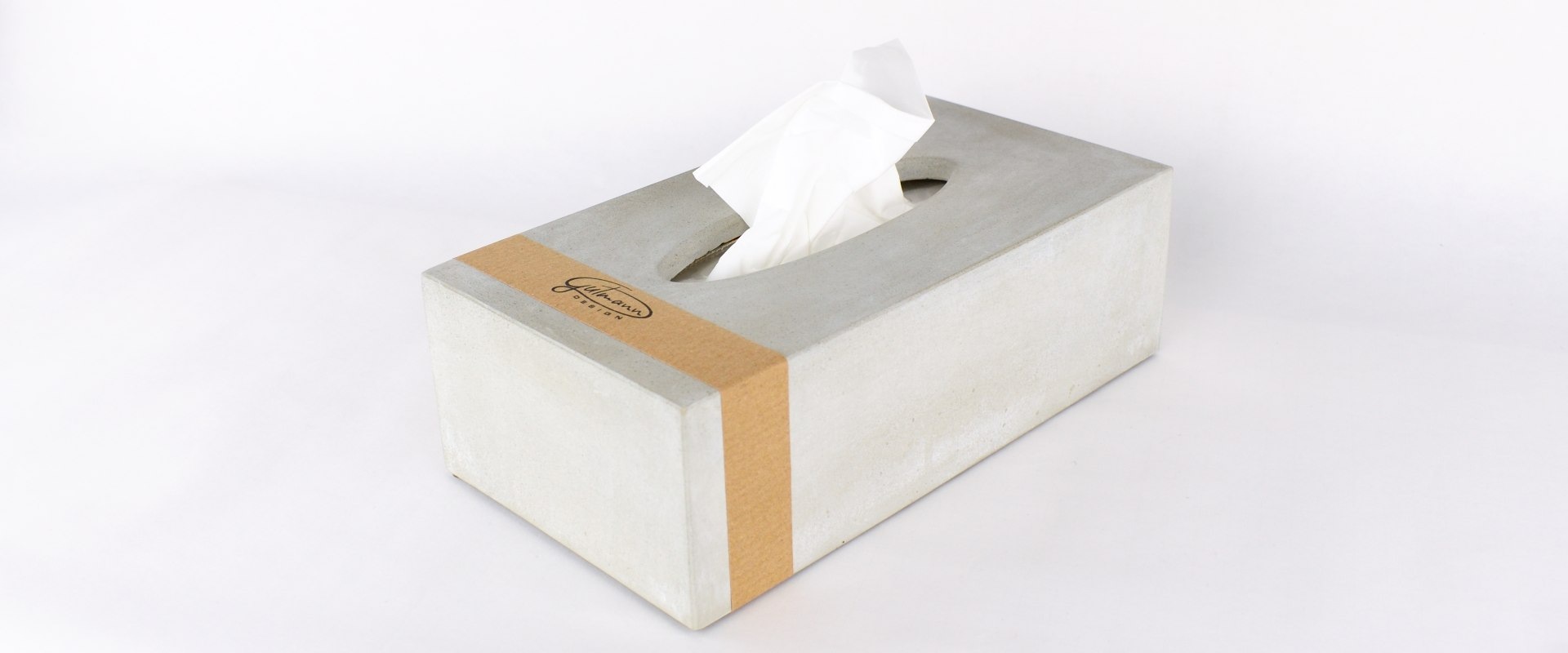 Tissue Box Beton