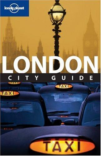Lonely Planet -London (Ausgabe 2008)