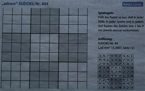 Schwerstes Sudoku Der Welt