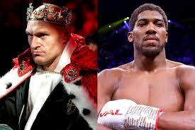 Fury vs. Joshua fight set according to trainer…
