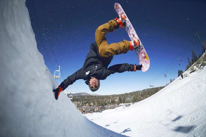 Watch Live — Red Bull snowboarding tour hits Vermont slopes…