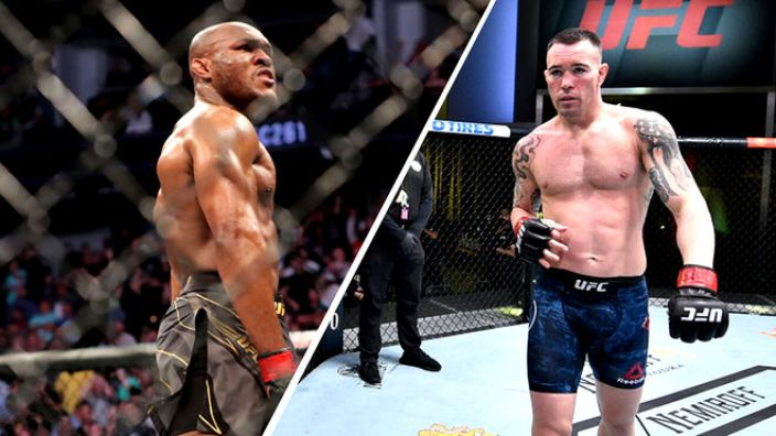Kamaru Usman vs. Colby Covington 2 targeted for UFC 268…