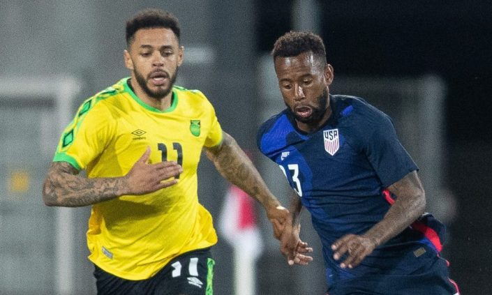 USMNT defeats Jamaica in 2021 Gold Cup…