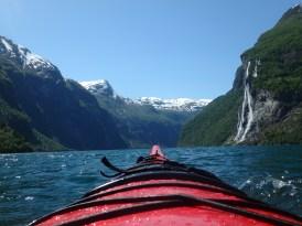 Kayak 7 Sisters Norway