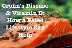 crohn's disease and vitamin d: paleo