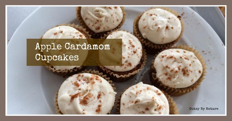 apple cardamom cupcakes 2