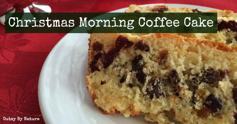 christmas morning coffee cake 2