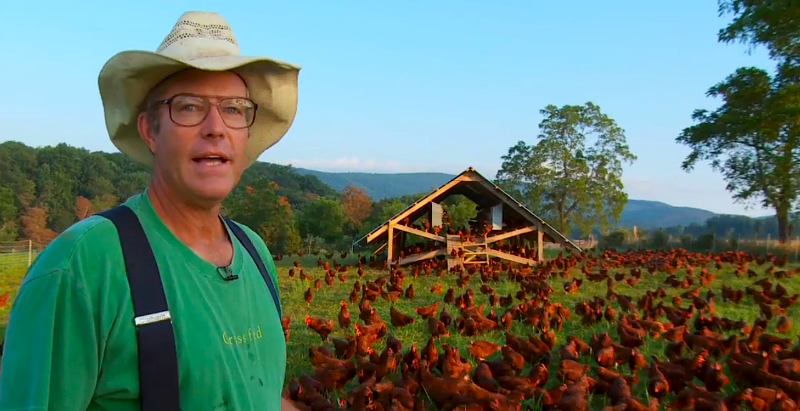 Joel Salatin - New Year New You