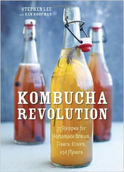Kombucha Revolution cover