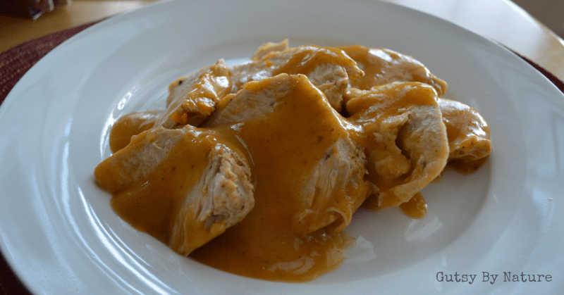 turkey and gravy pressure cooker