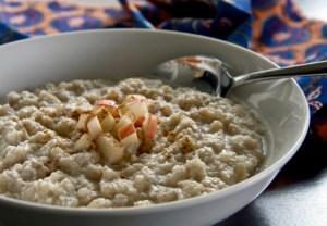 n'orridge breakfast on aip