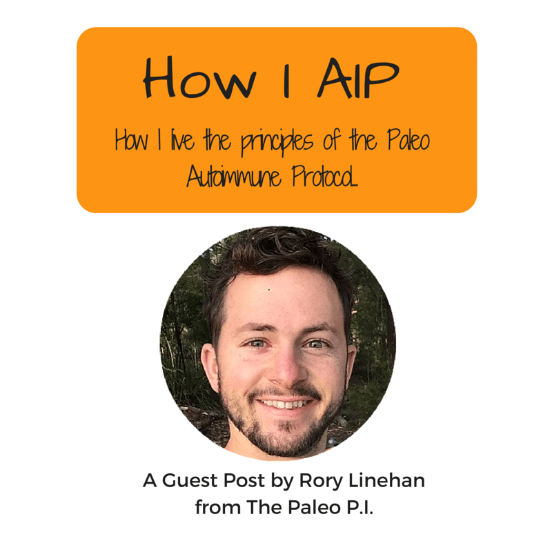How I AIP - Guest Post Image