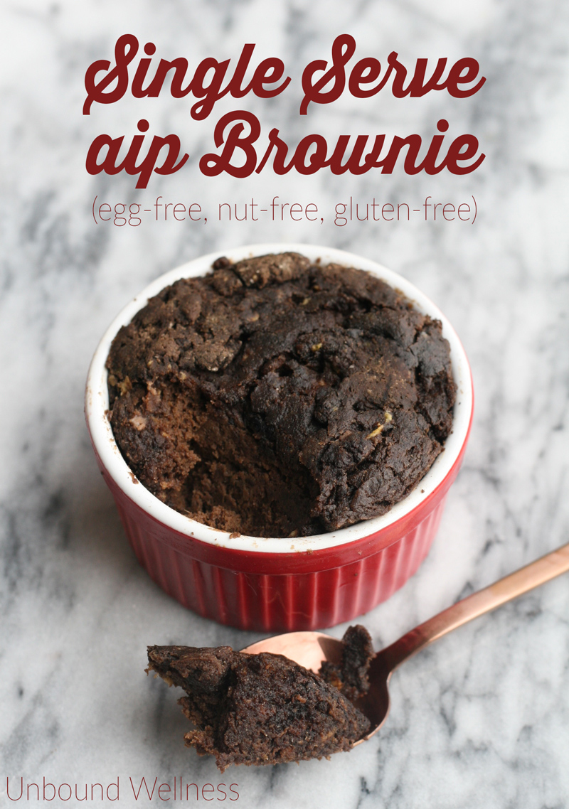 Aip Chocolate Mug Cake