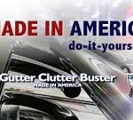 Gutter Clutter Buster - Made in the U.S.A