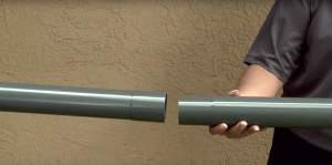 Gutter Clutter Buster Extensions for gutter cleaning 2nd story homes