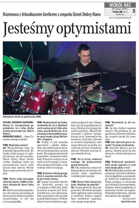 Wywiad DDR