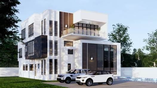 3D Modelling- Architectural Services