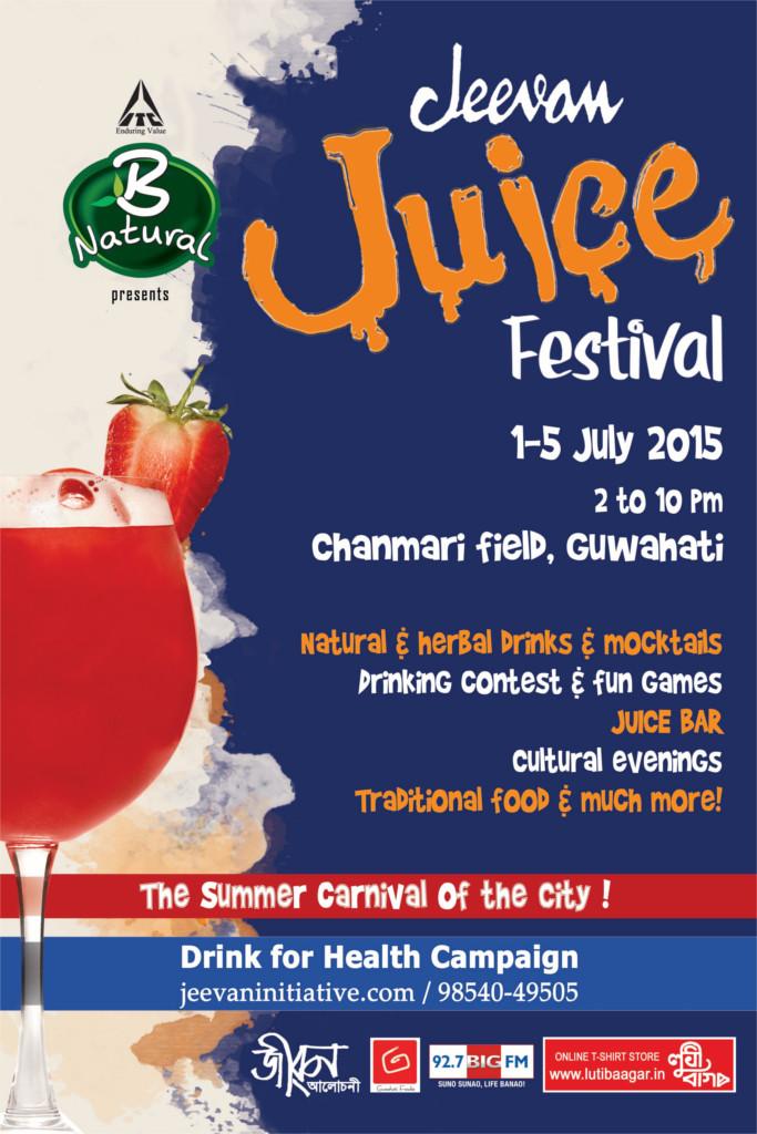 Jeevan Juice Festival