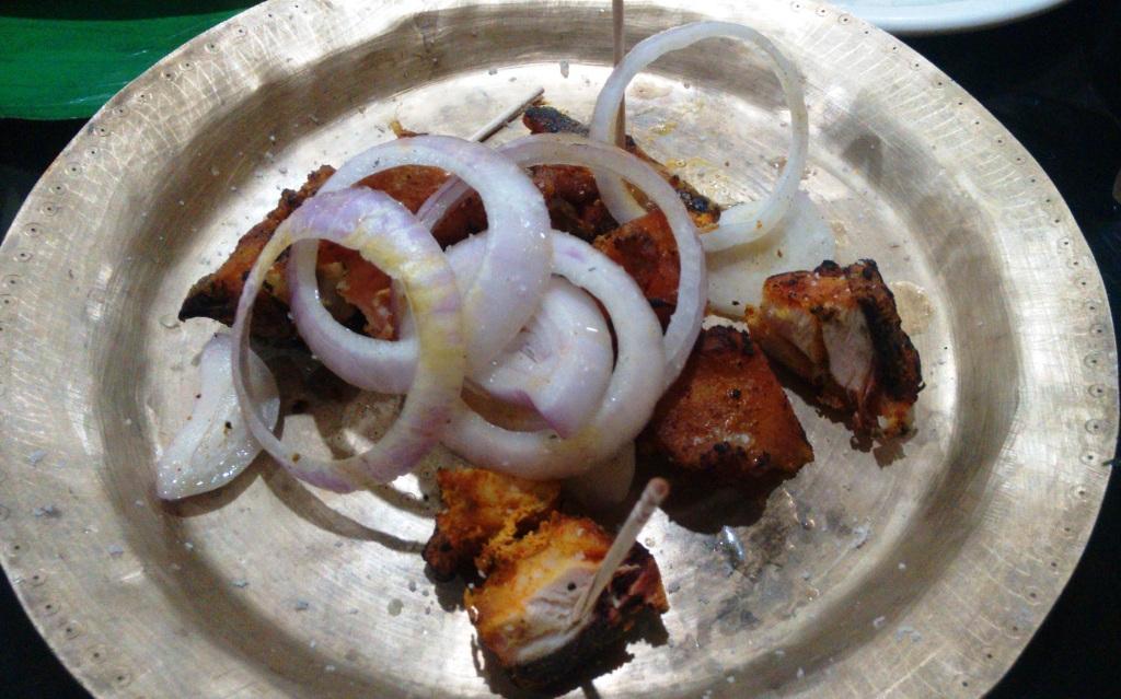 Chicken Khorika @ Mising Kitchen #GuwahatiFoodie