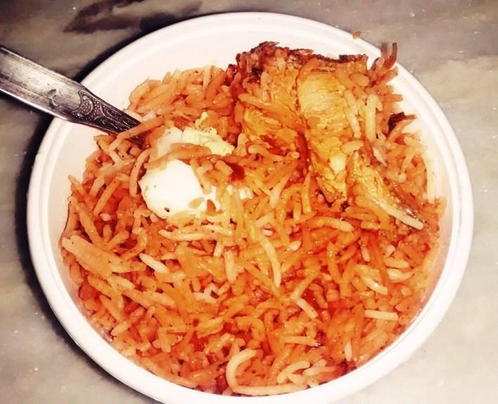 Mast Biryani #GuwahatiFoodie