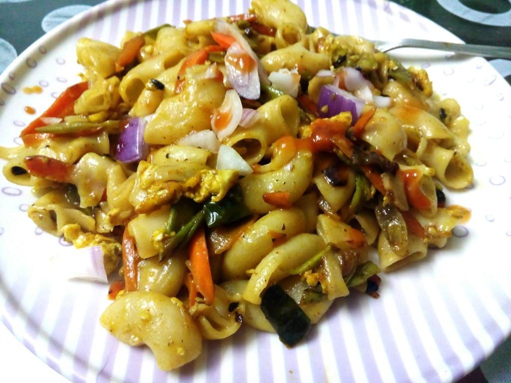 Macaroni by Anupama Bora #GuwahatiFoodie