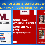 Northeast Women Leaders Conference 2021(Virtual) to begin from 11 June, Registration Open