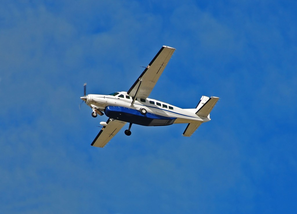 Cessna 208 Caravan Turboprop