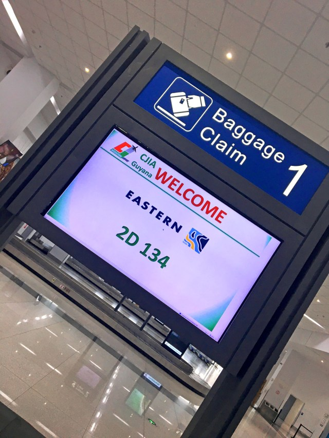 CJIA Welcomes Eastern Airlines