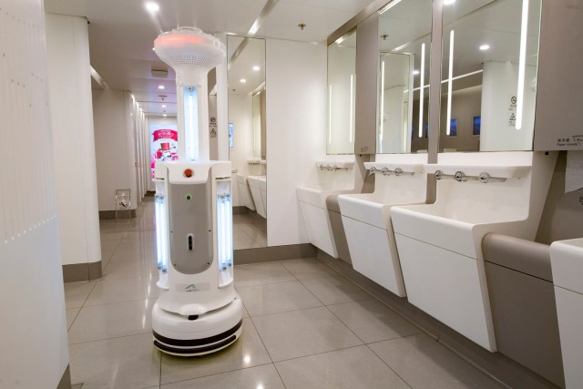 Intelligent Sterilization Robot