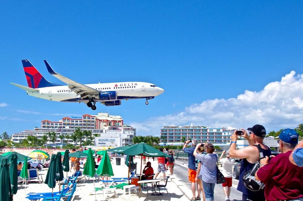 SXM Airport, St. Maarten