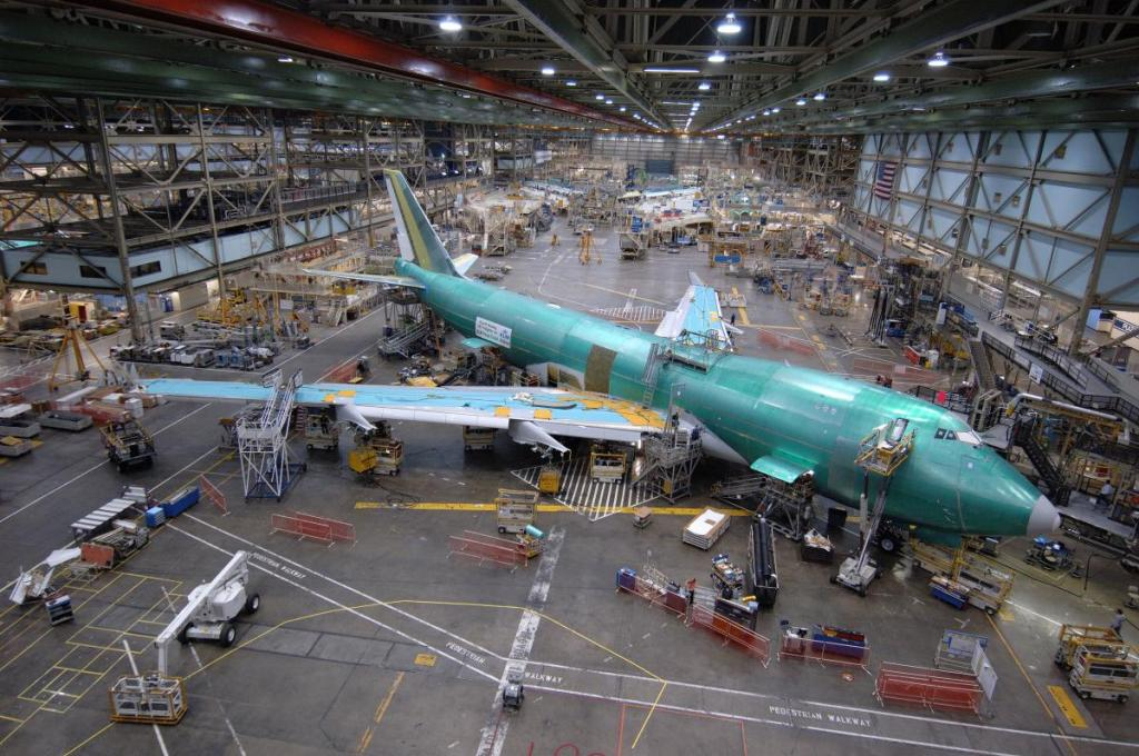 Boeing confirms end of 747 production