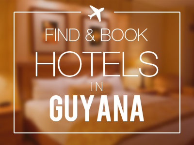 Book hotels in Guyana