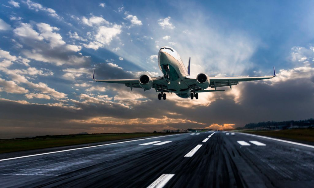 airport reopening